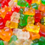 gummy bear candies