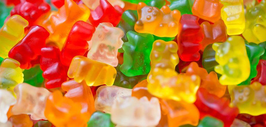 gummy bear candies