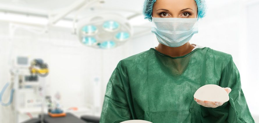 Choosing implant size with a breast surgeon