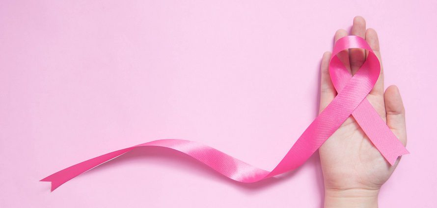 breast cancer support pink ribbon